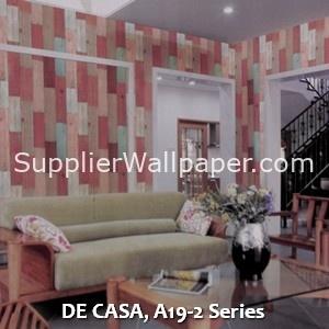 DE CASA, A19-2 Series