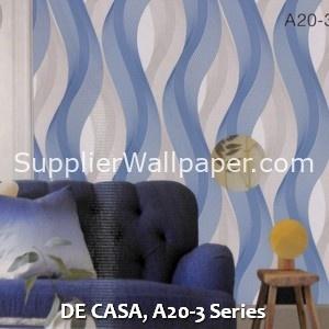DE CASA, A20-3 Series