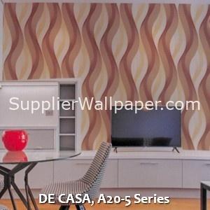 DE CASA, A20-5 Series