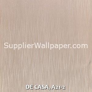 DE CASA, A21-2
