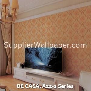 DE CASA, A22-2 Series