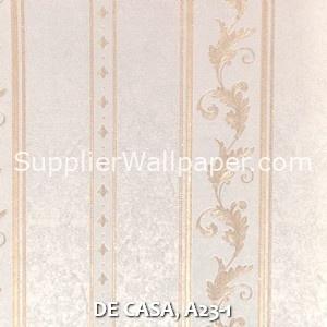 DE CASA, A23-1