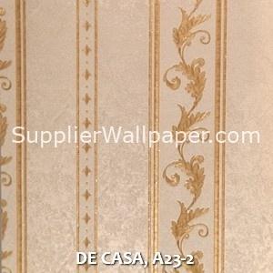 DE CASA, A23-2