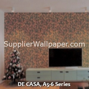 DE CASA, A5-6 Series