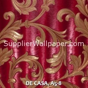 DE CASA, A5-8
