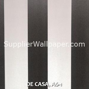 DE CASA, A6-1