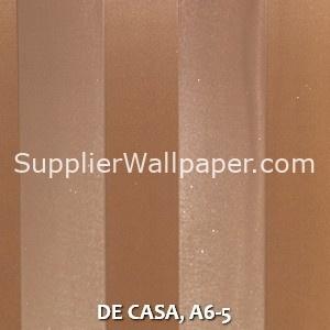 DE CASA, A6-5
