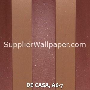 DE CASA, A6-7