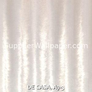 DE CASA, A7-3