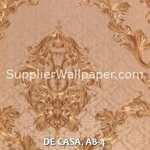 DE CASA, A8-4