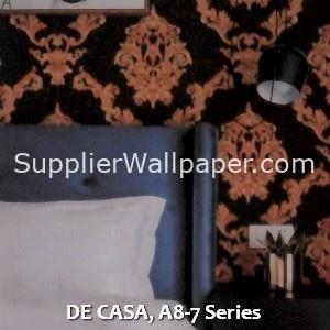 DE CASA, A8-7 Series