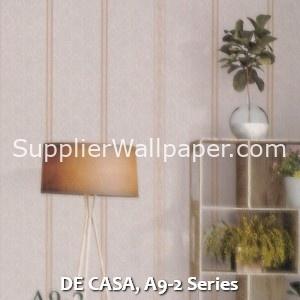 DE CASA, A9-2 Series