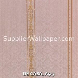 DE CASA, A9-3