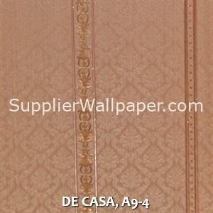 DE CASA, A9-4