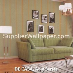 DE CASA, A9-5 Series