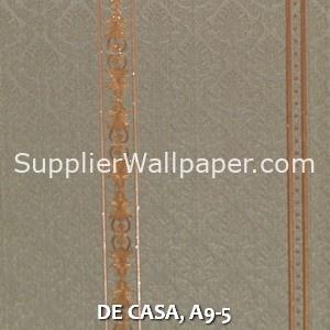 DE CASA, A9-5