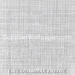 EUREKA, JUMBLE 23122WE