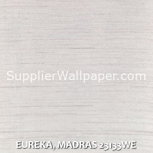 EUREKA, MADRAS 23133WE
