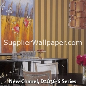 New Chanel, D2836-6 Series