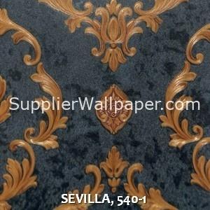 SEVILLA, 540-1