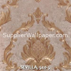 SEVILLA, 540-5