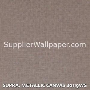SUPRA, METALLIC CANVAS 80119WS