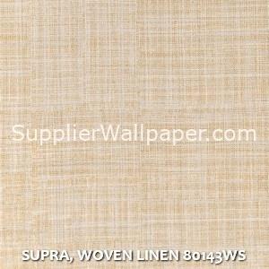 SUPRA, WOVEN LINEN 80143WS