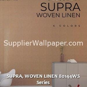 SUPRA, WOVEN LINEN 80144WS Series