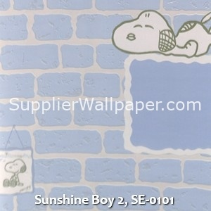 Sunshine Boy 2, SE-0101