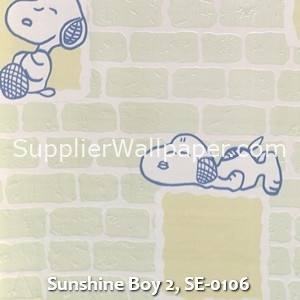 Sunshine Boy 2, SE-0106