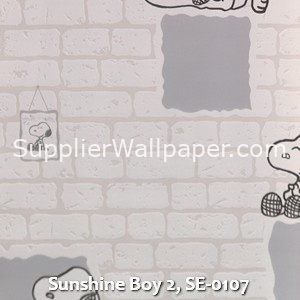 Sunshine Boy 2, SE-0107