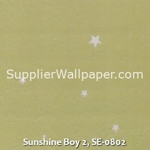 Sunshine Boy 2, SE-0802