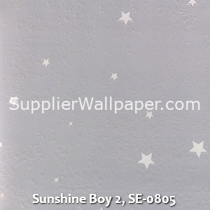 Sunshine Boy 2, SE-0805