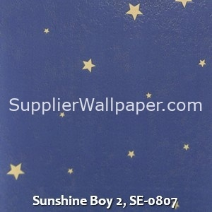 Sunshine Boy 2, SE-0807