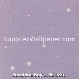 Sunshine Boy 2, SE-0810