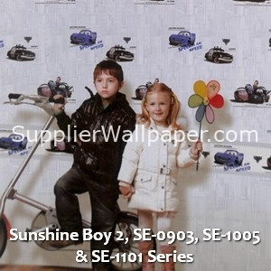 Sunshine Boy 2, SE-0903, SE-1005 & SE-1101 Series