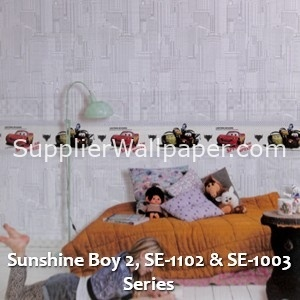 Sunshine Boy 2, SE-1102 & SE-1003 Series