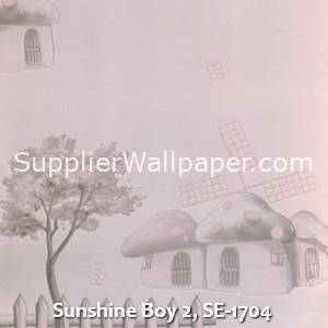 Sunshine Boy 2, SE-1704