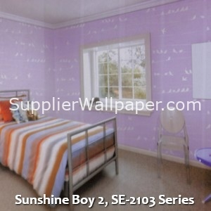 Sunshine Boy 2, SE-2103 Series