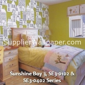Sunshine Boy 3, SE3-0102 & SE3-0402 Series