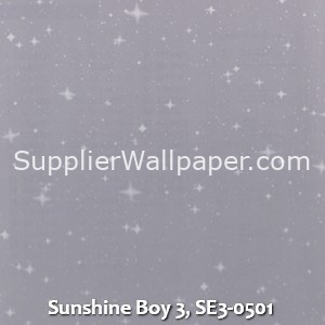 Sunshine Boy 3, SE3-0501