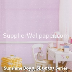 Sunshine Boy 3, SE3-0503 Series