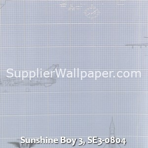 Sunshine Boy 3, SE3-0804