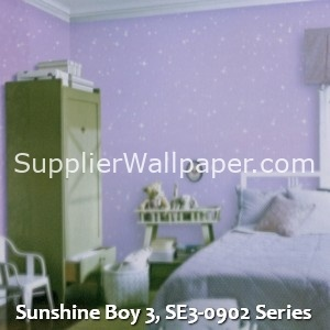 Sunshine Boy 3, SE3-0902 Series