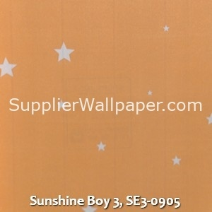 Sunshine Boy 3, SE3-0905