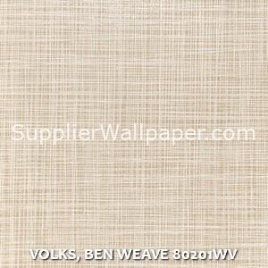 VOLKS, BEN WEAVE 80201WV