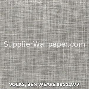 VOLKS, BEN WEAVE 80204WV