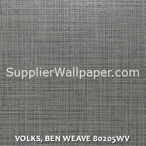 VOLKS, BEN WEAVE 80205WV