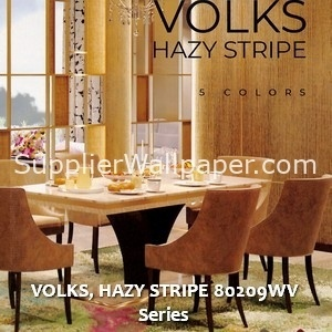 VOLKS, HAZY STRIPE 80209WV Series