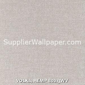 VOLKS, HEMP 80213WV